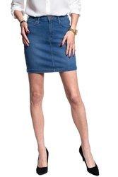 Spódnica Lee Mid Skirt Mid Bellevue