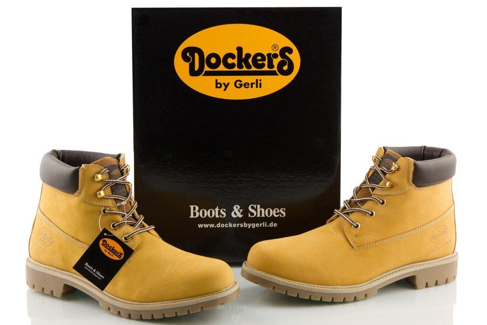 Buty Dockers Combat Boots 46 Dockers Pepegi Premium Outlet
