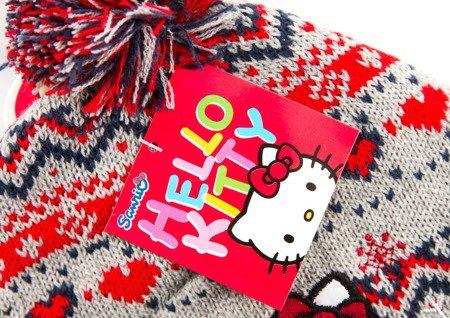 Czapka i szalik SANRIO Hello Kitty