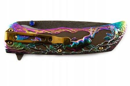 Nóż Mc Master Collection Ballistic