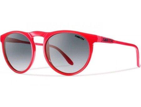 Okulary SMITH MARVINE damskie czerwone
