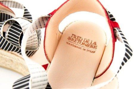 Sandały Fred De La Bretoniere