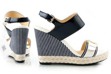 Sandały Geox Janira