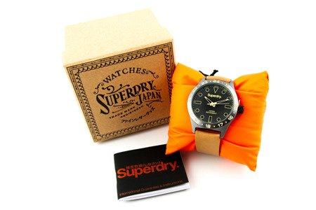 Zegarek SUPERDRY SYG127TA męski kwarcowy